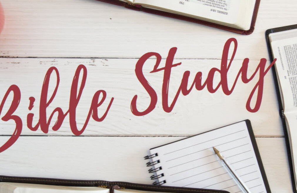 High School: Wednesday Night Bible Study