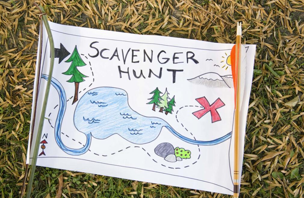 Students: Scavenger Hunt